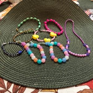 Other - Little girls bracelets and 1 necklace